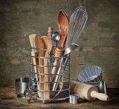 Utensile della cucina Fotografia Stock Libera da Diritti