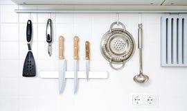 Utensilios de cocina foto de archivo