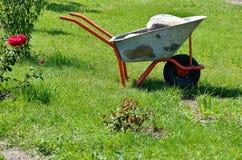 Utensilios de jardinería Fotografía de archivo