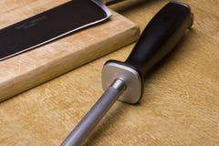 Utensilios de la cocina Foto de archivo libre de regalías