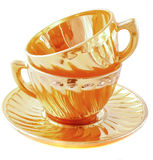 Utensilios para el té Imagenes de archivo