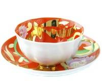 Utensilios para el té Fotos de archivo libres de regalías