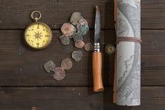 Utensils explorer Stock Images