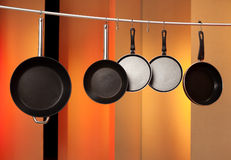 Utensils in the kitchen Royalty Free Stock Photography