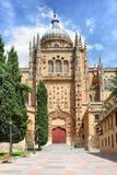Uteplats Chico i Salamanca Arkivbild