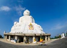 Utfärd till templet stora Budda Royaltyfri Foto
