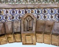 Utfärda utegångsförbud för beståndsdelen av slotten Quinta da Regaleira, Sintra, Portugal PA Arkivbilder