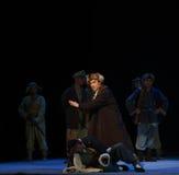 """Utförd förrädare-Peking opera som """"Taking Tiger Montain By Strategyâ € Fotografering för Bildbyråer"""