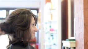 Utforma för hår arkivfilmer