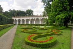 Utformar blom- bakgrund för blomman Garden Royaltyfria Bilder