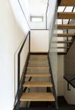 Utgångspunkt trappa arkivbild