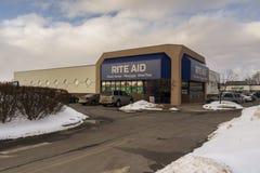 Rite Aid Drugstore stock image