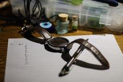 Utilice su tiempo sabiamente Fotografía de archivo libre de regalías