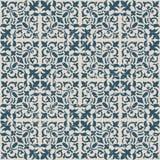 Utilisé kaléidoscope antique sans couture de cep de vigne du fond 193_spiral Images libres de droits