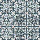 Utilisé kaléidoscope antique sans couture de croix du fond 145_vine Photo stock
