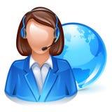 Utilisateur-supporter-WWW (1).jpg Image libre de droits