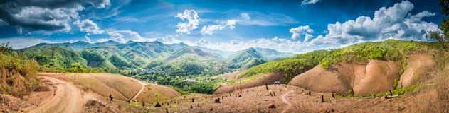 Utilisation des terres Photos libres de droits
