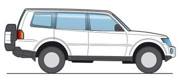 Utilitario Vagon del deporte imagen de archivo
