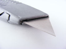 Utility Knife #1 Royalty Free Stock Photography