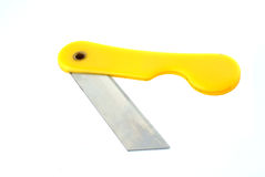 Utility Knife Royalty Free Stock Photography