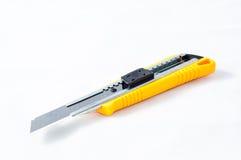 Utility knife Stock Photo
