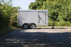 Utility Trailer Royalty Free Stock Image