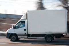 Utility truck Royalty Free Stock Images