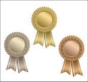 Utmärkelseband Arkivbild