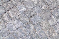 Utmärkta bakgrunder för stenvägg: autentisk gångbana för kullersten Royaltyfria Bilder