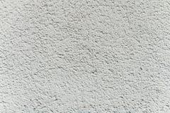 Utmärkta bakgrunder för stenvägg - vitt gråaktigt rappa Royaltyfri Bild