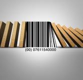 Utmaningar för återförsäljnings- bransch vektor illustrationer