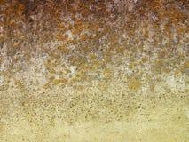 Utomhus- grunge polerad konkret textur Royaltyfri Foto