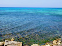 Utomhus- hav Royaltyfri Foto