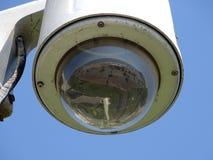 Utomhus- rengöringsdukkam för säkerhet fotografering för bildbyråer