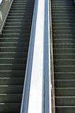 utomhus- rulltrappa Royaltyfri Bild