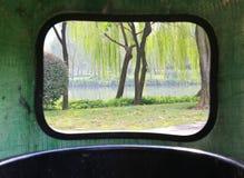 Utomhus soptunna Royaltyfri Fotografi