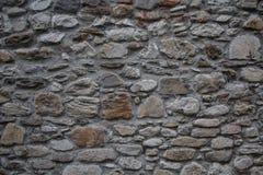 Utomhus- stenvägg Royaltyfri Foto