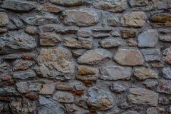 Utomhus- stenvägg Royaltyfria Foton