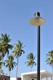 Utomhus- streetlight Royaltyfria Bilder