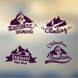 Utomhus- tema för logotappning Arkivbild