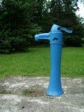 Utomhus- vattenkoppling Arkivfoton