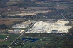 Utopia Onario, aerial Royalty Free Stock Photo