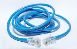 utp интернета кабеля Стоковая Фотография RF
