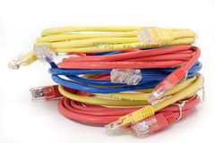 Utp cables Stock Images