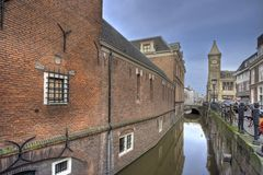 Utrecht Royalty Free Stock Photos