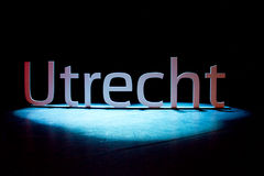 Utrecht Royalty Free Stock Photo