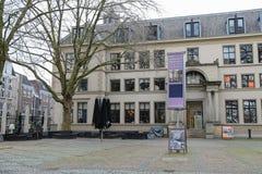 Utrecht-Archiv in der Mitte von Utrecht, die Niederlande Lizenzfreie Stockbilder