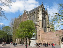 Utrecht cathedral Royalty Free Stock Photos