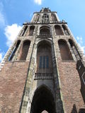 Utrecht cathedral Stock Images