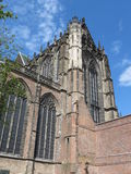 Utrecht cathedral Stock Photo